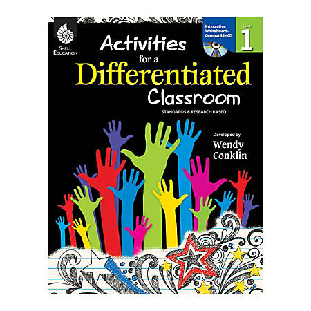Shell Education Activities For A Differentiated Classroom, Grade 1
