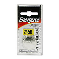 Energizer 2450 3 Volt Coin Watch