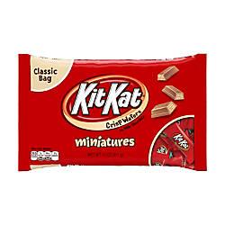 Kit Kat Miniatures Bags 11 Oz