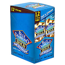 Blue Diamond Bold Almonds Salt n