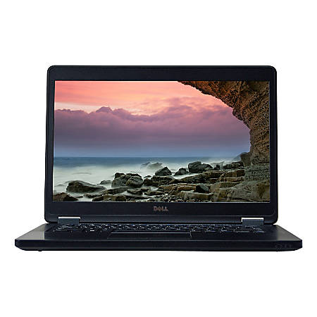 "Dell™ Latitude E5450 Refurbished Laptop, 14"" Screen, Intel® Core™ i5, 8GB Memory, 500GB Hard Drive, Windows® 10 Professional"