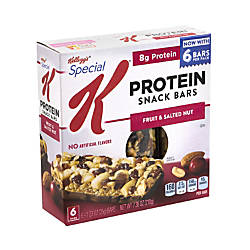 Special K Fruit Salted Nut Protein