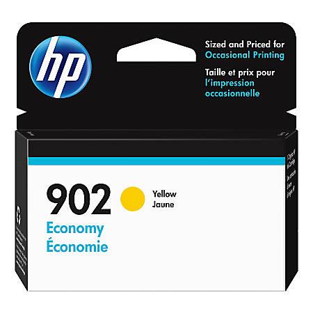 HP 902 Ink Cartridge, Yellow