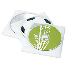 Ativa Brand 2 Sided CD Sleeves