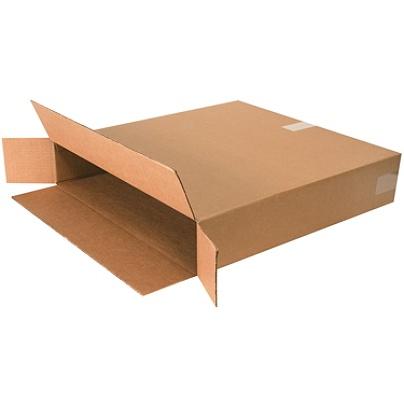 e4f5cac08a05 Office Depot Brand Side Loading Corrugated Cartons 24 x 5 x 24 Kraft ...
