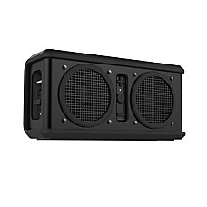 Skullcandy Air Raid Bluetooth Speaker Black