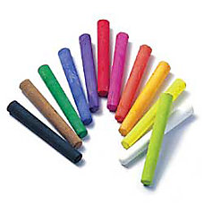 Prang Ambrite Art Chalk Assorted Colors