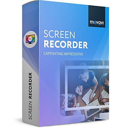 Movavi Screen Recorder 9 Personal Edition