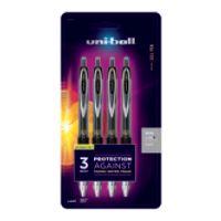 OfficeDepot.com deals on 4-Pack Uni-ball Signo Gel 207 Retractable Gel Pens 0.5 mm