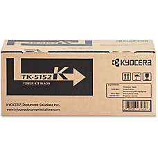Kyocera TK 5152K Original Toner Cartridge