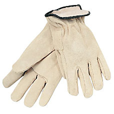 Memphis Glove Cowhide Drivers Gloves Jersey