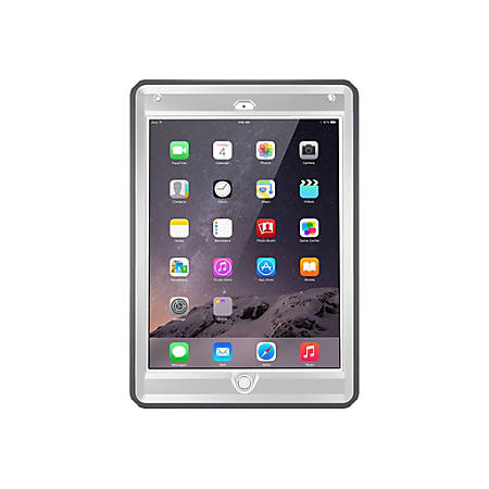 OtterBox Defender iPad Air 2 Case - For Apple iPad Air 2 Tablet - Glacier