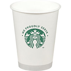 We Proudly Serve Branded Hot Cups