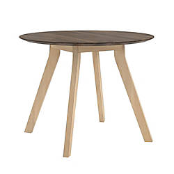 Ameriwood Home AX1 Meeting Table Round