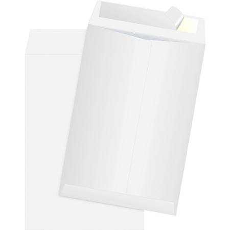 """Survivor® DuPont™ Tyvek® Padded Mailers, 6 1/2"""" x 9 1/2"""", Box Of 25"""