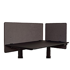 Luxor RECLAIM Acoustic Privacy Desk Panels48