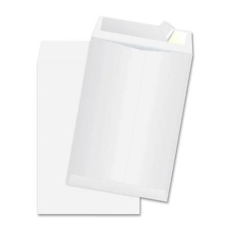 "Survivor® DuPont™ Tyvek® Padded Mailers, 10"" x 13"", White, Box Of 25"