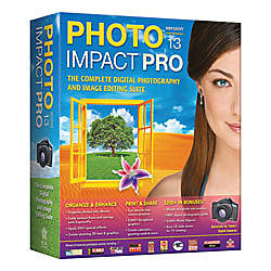 PhotoImpact Pro 13 Traditional Disc
