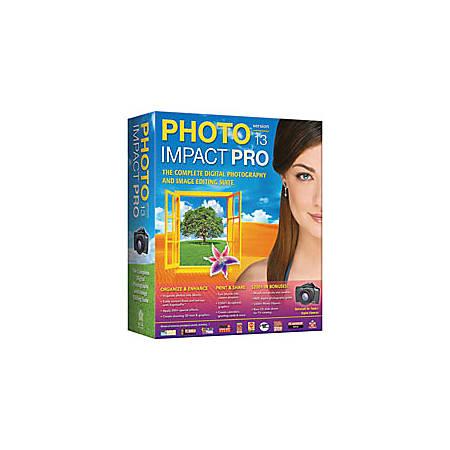 PhotoImpact Pro 13, Traditional Disc
