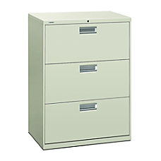 HON 600 Series Standard Lateral File