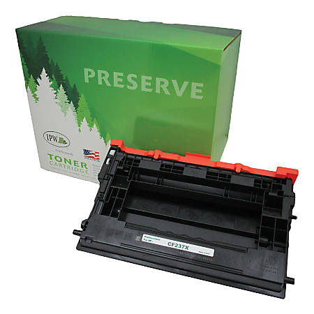 IPW Preserve 845-37X-ODP (HP CF237X) High-Yield Remanufactured Black Toner Cartridge