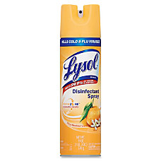 Lysol Disinfectant Aerosol Spray Citrus Meadow