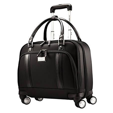 """Samsonite® Ladies Mobile Office Case For 15.6"""" Laptops, Black"""