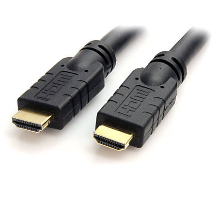 StarTech.com 80 ft Active High Speed HDMI to HDMI Digital Video Cable