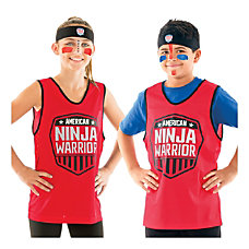 American Ninja Warrior Youth Role Play