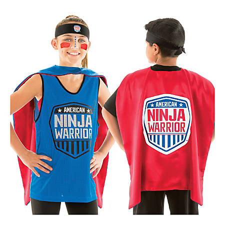 American Ninja Warrior Youth Deluxe Role-Play Set