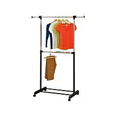 Mind Reader Adjustable Metal 2 Tier