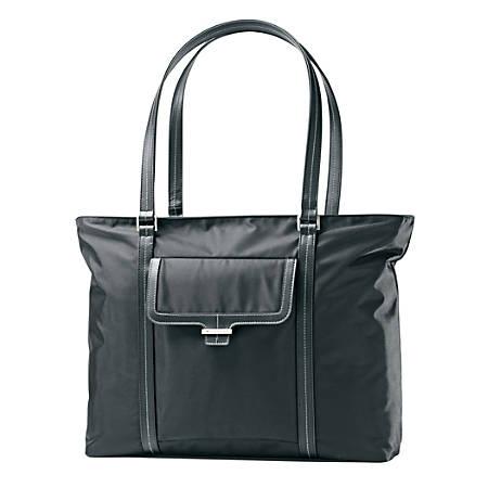 "Samsonite® Ultima 2 Ladies Laptop Bag For 15.6"" Laptops, Black"