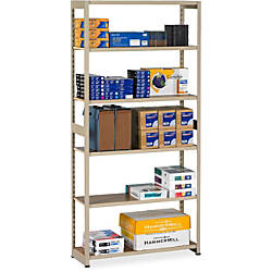 Tennsco Add on Shelving 6 Compartments