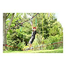 Slackers Backyard Ropes Course Kit