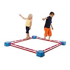 Playzone Fit Balance Blox Slackline Quad