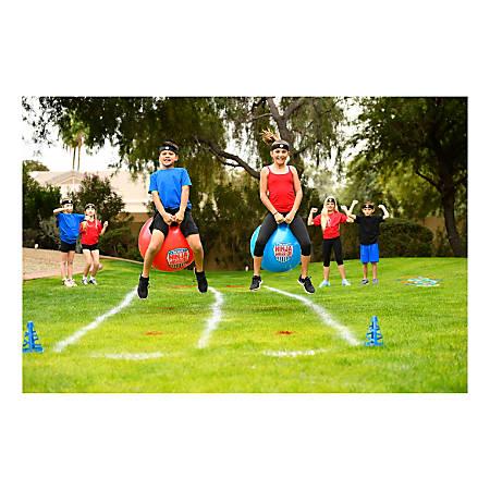 American Ninja Warrior Hop Ball Race Set