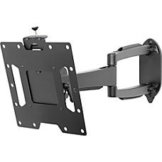 Peerless Articulating LCD Wall Arm Anodized