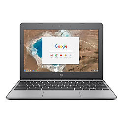 HP Chromebook 116 Screen Intel Celeron
