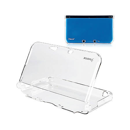 Insten Crystal Case For Nintendo 3DS XL, LL, Clear