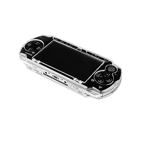 Insten Snap-in Crystal Case For Sony PSP Slim 2000 And PSP 3000, Clear