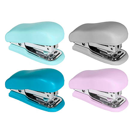Office Depot® Brand Mini Stapler, Assorted Colors