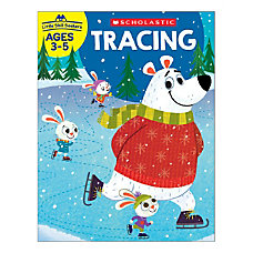 Scholastic Little Skill Seekers Tracing Grades