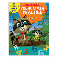Scholastic Little Skill Seekers Pre K