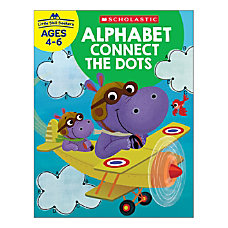 Scholastic Little Skill Seekers Alphabet Connect