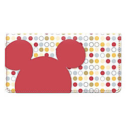 Personal Wallet Check Cover Totally Mickey