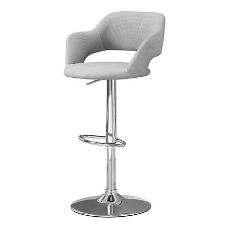 Monarch Specialties Hydraulic Lift Bar Stool
