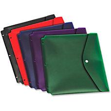 Cardinal Dual Pocket Snap Envelopes For