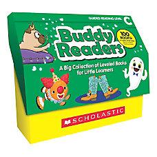 Scholastic Buddy Readers Level C Books