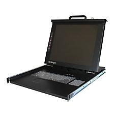 StarTechcom 1U 17 Rackmount LCD Console