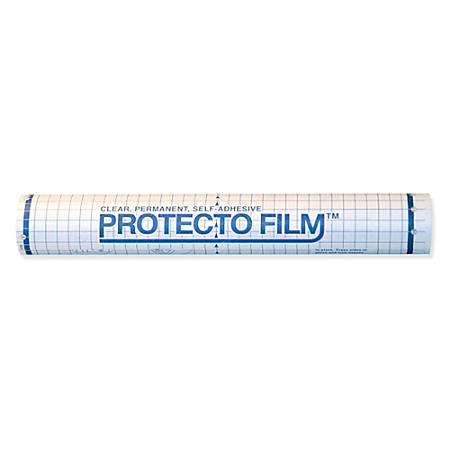 """Pacon® Protecto Film™ Adhesive Clear Cover, 18"""" x 75'"""